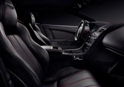 2014 Aston Martin DB9 Carbon Black and Carbon White. Image by Aston Martin.