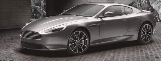 Aston Martin launches DB9 GT Bond Edition. Image by Aston Martin.
