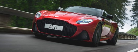 First drive: Aston Martin DBS Superleggera. Image by Aston Martin.