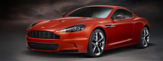 Frankfurt: Aston Martin DBS Carbon Edition. Image by Aston Martin.