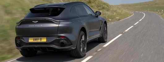First drive: Aston Martin DBX. Image by Max Earey.