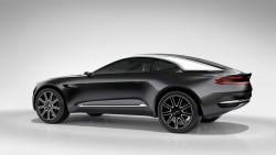 2015 Aston Martin DBX concept. Image by Aston Martin.