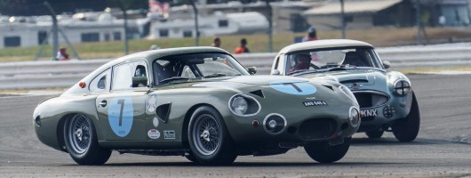 Aston Martin launches its own heritage racing arm. Image by Aston Martin.