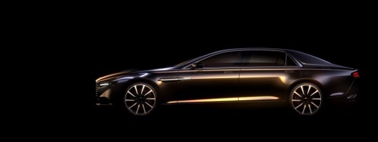 The return of Lagonda. Image by Aston Martin.