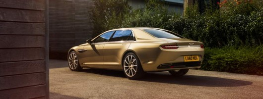 Aston Lagonda set for UK. Image by Aston Martin.