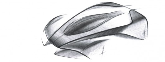 Aston confirms new 2021 hypercar. Image by Aston Martin.