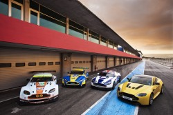 2014 Aston Martin Racing plans. Image by Aston Martin.
