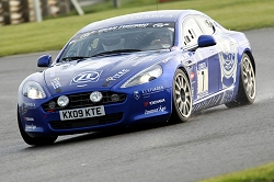 2010 Aston Martin Rapide racer. Image by Nick Dimbleby.