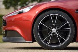 2012 Aston Martin Vanquish. Image by Max Earey.
