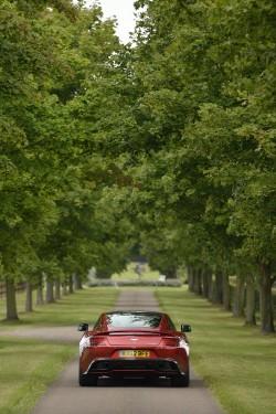 2012 Aston Martin Vanquish. Image by Aston Martin.