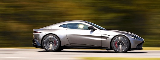 2018 Aston Martin Vantage revealed in full. Image by Aston Martin.