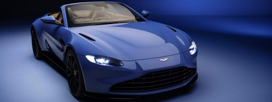 Roadster joins Aston Martin Vantage range. Image by Aston Martin.