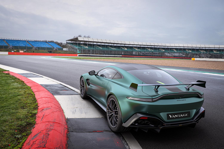 Aston Martin reveals Vantage F1 Edition. Image by Aston Martin.