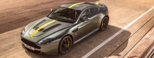 Aston launches first AMR road car. Image by Aston Martin.