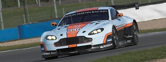 Aston Martin announces motorsport plans. Image by Aston Martin.