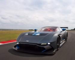 2015 Aston Martin Vulcan. Image by Aston Martin.