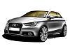 2010 Audi A1. Image by Audi.