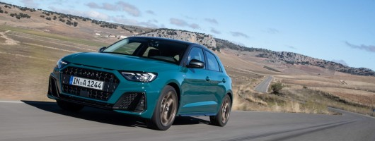 First drive: 2019 Audi A1. Image by Audi.