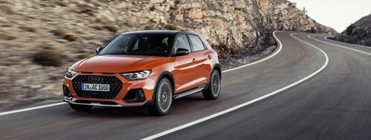 Audi names A1 crossover the Citycarver. Image by Audi UK.