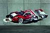 2010 Audi A1 teaser. Image by Audi.