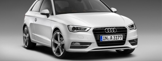 New Audi A3 pictures leaked. Image by Audi.