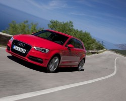 Fast new Audi A3. Image by Audi.