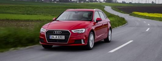 First drive: Audi A3 Sportback 1.0 TFSI. Image by Audi.