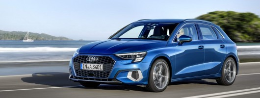Next-gen Audi A3 takes its bow. Image by Audi AG.
