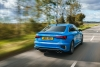 Driven: Audi S3 Saloon. Image by Audi UK.