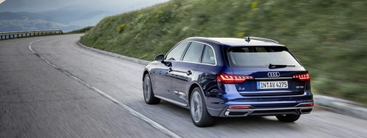 First drive: Audi A4 Avant. Image by Audi AG.