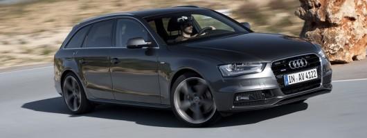 First Drive: 2012 Audi A4 3.0 TDI. Image by Audi.
