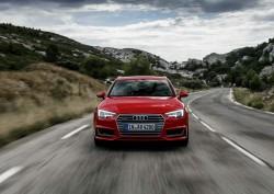 2016 Audi A4 Avant. Image by Audi.