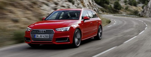 First drive: Audi A4 Avant. Image by Audi.