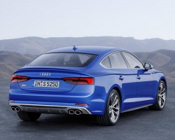 Incoming: Audi A5/S5 Sportback. Image by Audi.