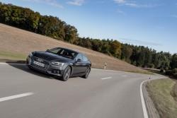 2017 Audi A5 Sportback. Image by Audi.