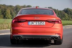 2017 Audi S5 Sportback. Image by Audi.