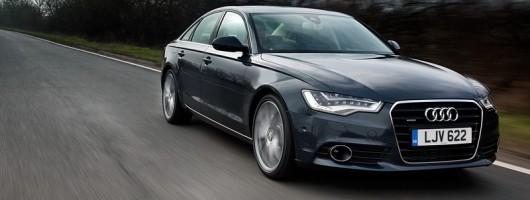 Driven: Audi A6 BiTDI. Image by Audi.