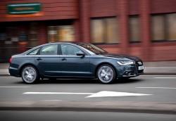 2013 Audi A6 TDI. Image by Audi.