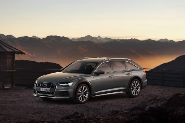 Audi brings us the A6 allroad Mk4. Image by Audi.