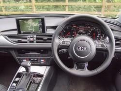 2014 Audi A6 allroad quattro. Image by Matt Robinson.
