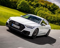 Audi S7 TDI. Image by Audi.
