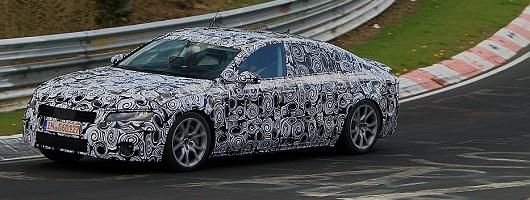 Spy shots: 2011 Audi A7 Sportback. Image by Tony Dewhurst - www.pistonspy.com.