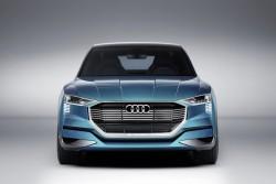 2015 Audi e-tron quattro concept. Image by Audi.