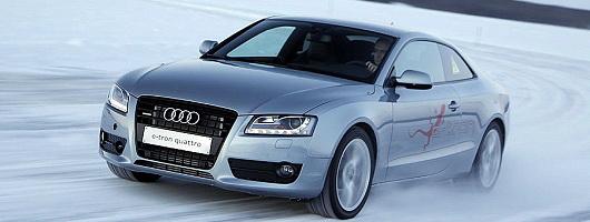 First Drive Audi A5 E Tron Quattro Concept Car Reviews By Car
