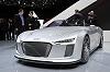 2010 Audi e-tron Spyder concept.