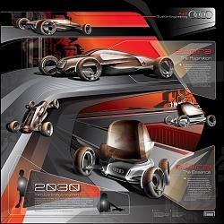2030 Audi eSpira concept. Image by Audi.