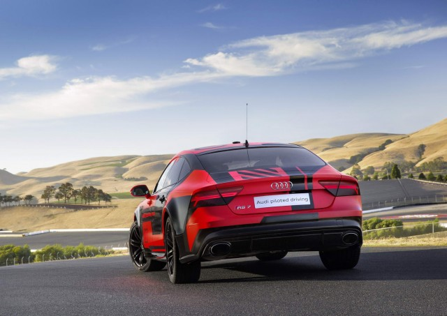 The Car Enthusiast Image Gallery Audi Piloted Driving Tech - Audi piloted driving