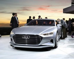 Audi previews its future. Image by Audi.