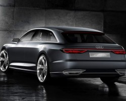 2015 Audi Prologue Avant concept. Image by Audi.