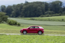 2016 Audi Q2. Image by Audi.
